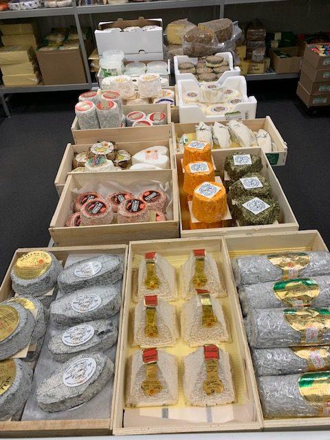 Fijne vleeswaren - kazen - delicatessen   J&D Delicatessen